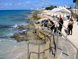 Cozumel Beaches with something for everyone.