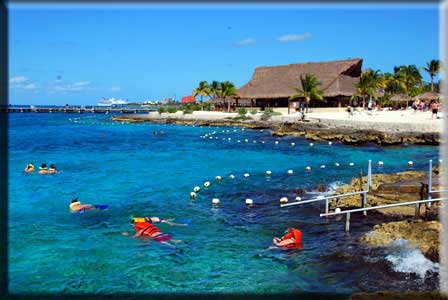 You Can Go Snorkeling In The Crystal Clear Waters