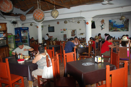 Cozumel Restaurants that serve Lionfish the way you like it!