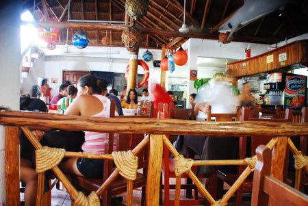 Cozumel Restaurants with a local flavor