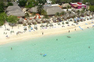 Cozumel Beaches for the typical tourist.