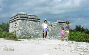 Cozumel Beaches with a rich history.