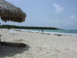 Cozumel Beaches.
