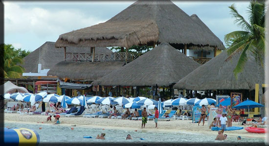 Cozumel Beaches in Review; San Francisco