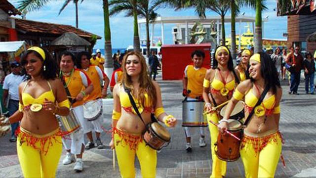 Francois Illas New Tradition: Cozumel Carnival 2017, Program, Pictures, And Description