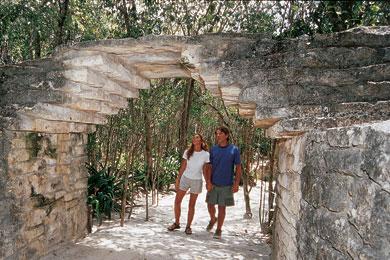 San Gervacio Cozumel Mexico