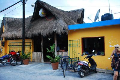 La Perlita A Cozumel Seafood Restaurant